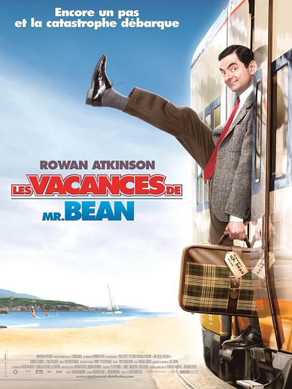 Les Vacances de Mr. Bean affiche