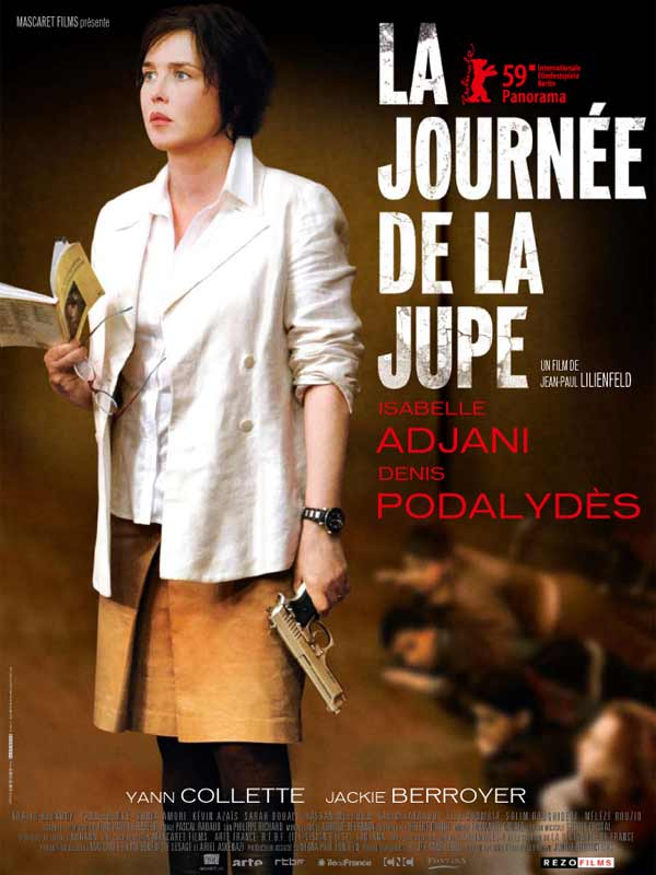 La journee de la jupe movie