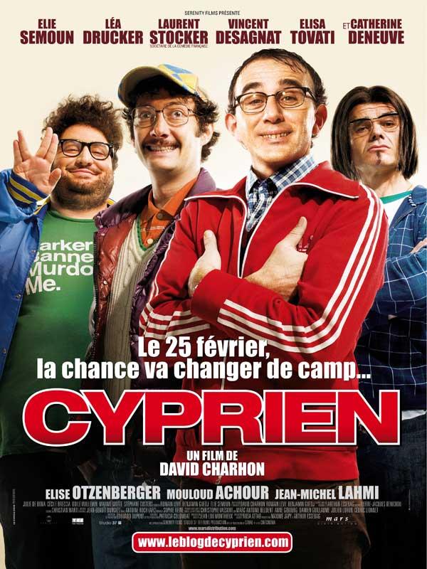 CYPRIEN : Critique, Bande-annonce, Affiche, DVD, Blu-ray ...