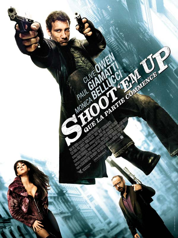 Shoot'Em Up affiche