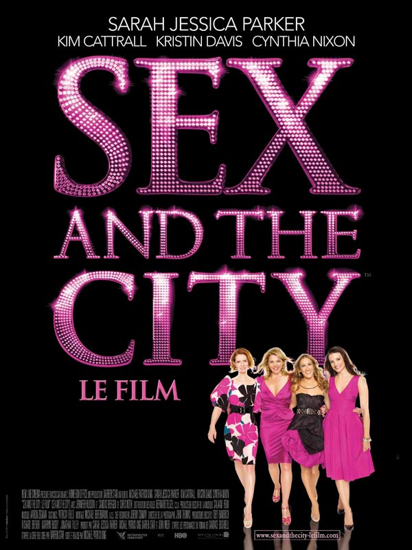 sex and the city le film critique bande annonce affiche dvd blu ray t l chargement. Black Bedroom Furniture Sets. Home Design Ideas