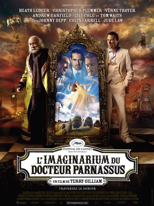 l 39 imaginarium du docteur parnassus critique bande annonce affiche dvd blu ray. Black Bedroom Furniture Sets. Home Design Ideas