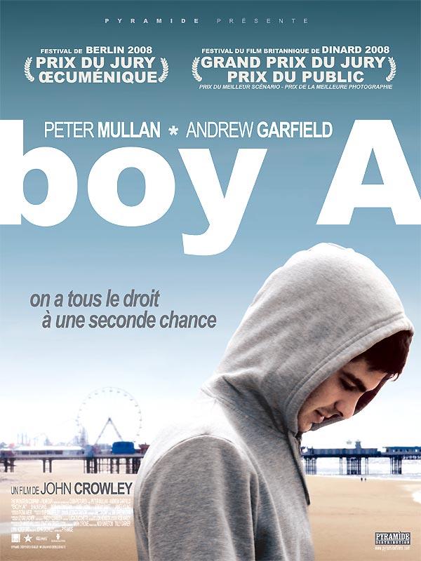 Boy A affiche