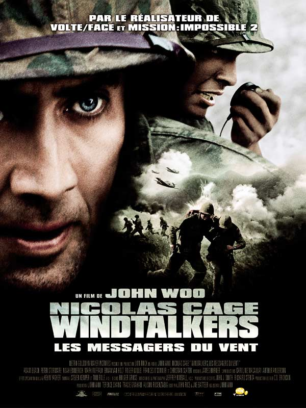 Windtalkers, les messagers du vent [DVDRiP] [TRUEFRENCH | SUBFORCED] [MULTI]