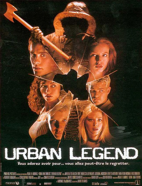 Urban Legend VF Faby71 preview 0