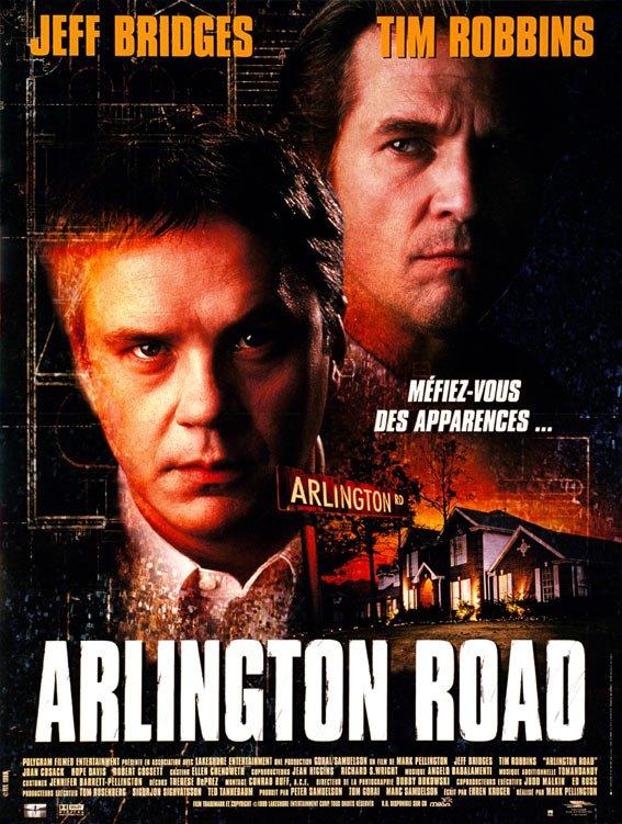 Arlington Road affiche