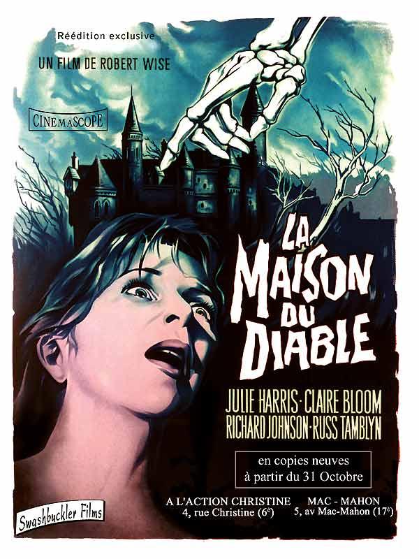 La maison du diable critique bande annonce affiche dvd blu ray t l chargement streaming - La hotte du diable ...