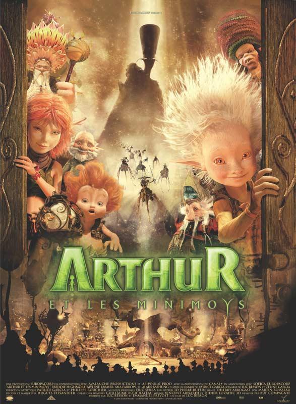 arthur et les minimoys avi ( Net) preview 0
