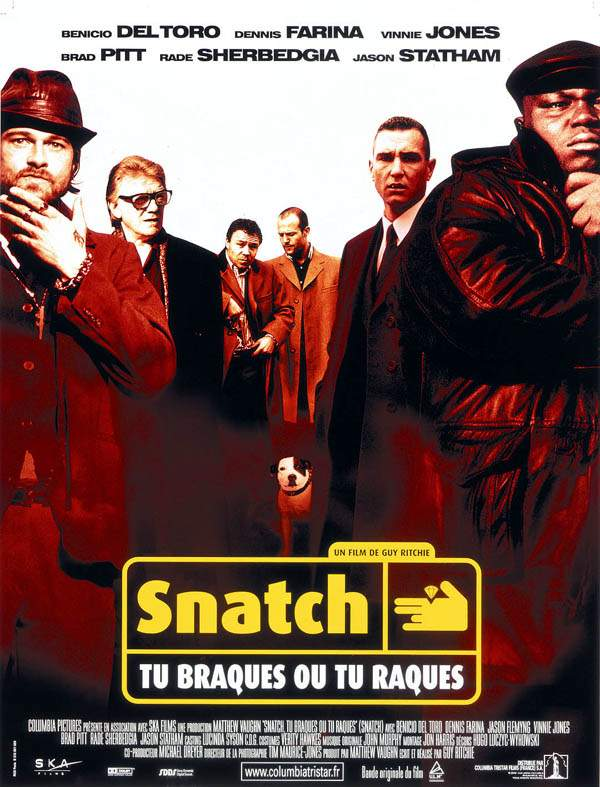 Snatch Movie Actors