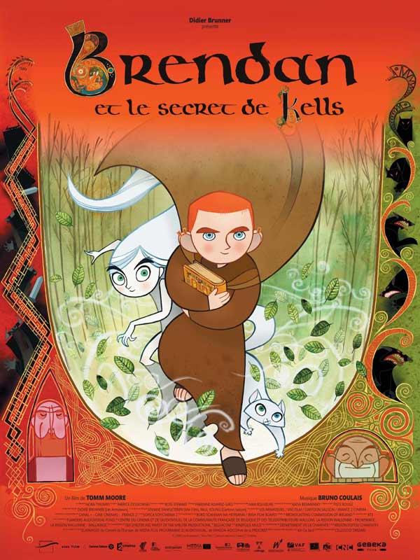 Brendan et le secret de Kells [DVDRIP] [FRENCH]