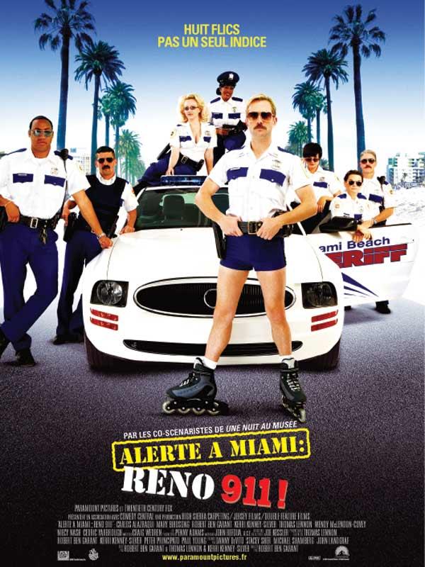 Alerte à Miami / Reno 911 ! affiche