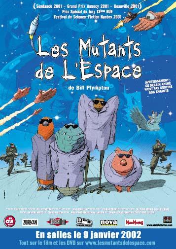 [US] [FS]Les Mutants de l'espace [DVDRiP-FR]