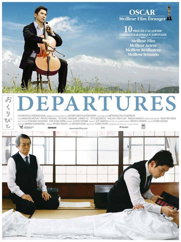 Departures affiche