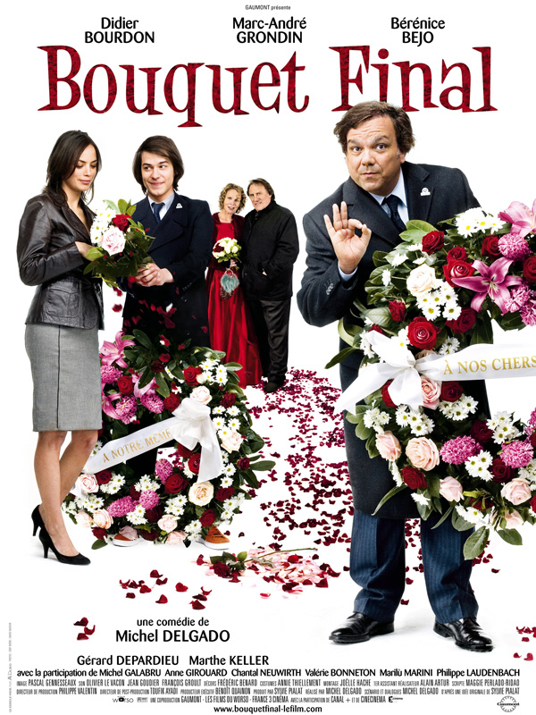 Bouquet final affiche