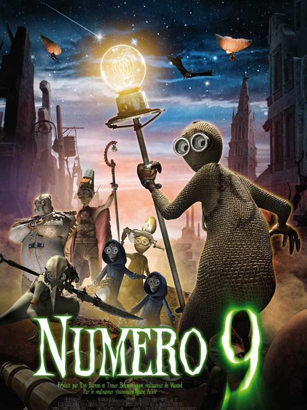 Num ro 9 critique bande annonce affiche dvd blu ray for Numero deputati alla camera