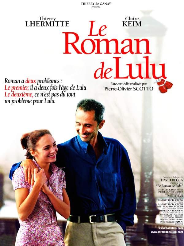 Le roman de Lulu movie