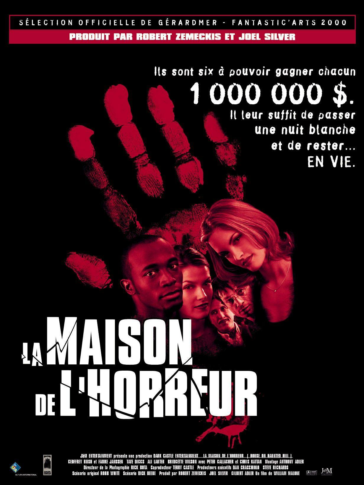La Maison de l'horreur  [DVDRIP | FRENCH] [FS] [US]