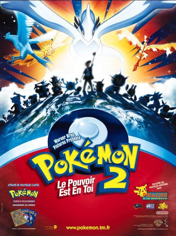 Pokémon Le Film 02 - Le Pouvoir Est En Toi