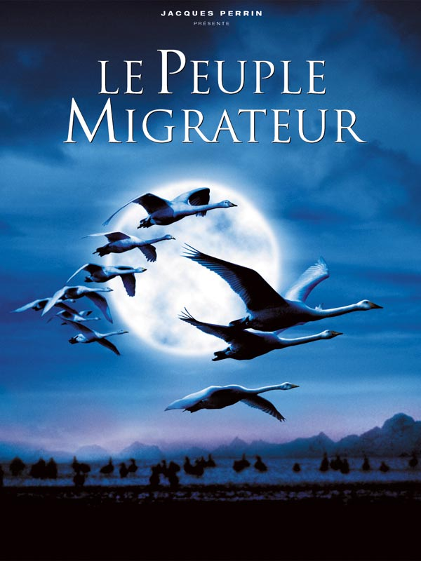 film le peuple migrateur en streaming