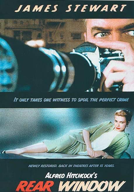 Fen tre sur cour critique bande annonce affiche dvd for Fenetre sur cour streaming