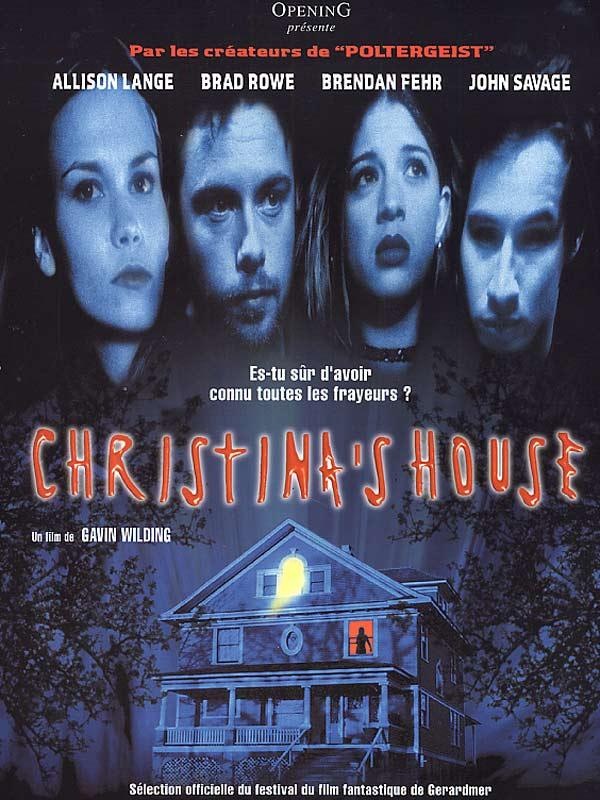 vos derniers achats DVD - Page 6 28784-b-christina-s-house