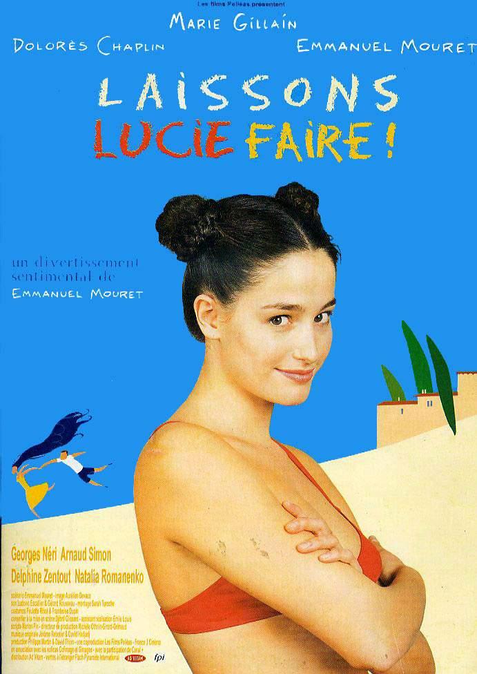 Laissons Lucie faire ! affiche