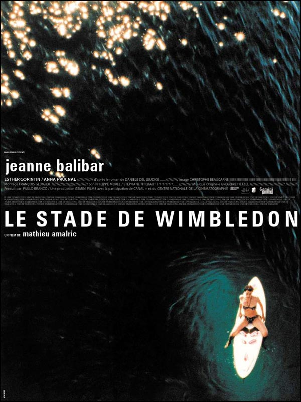 Le stade de Wimbledon movie