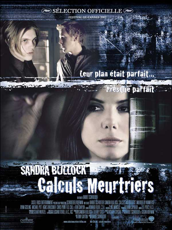FILM Calculs meurtriers
