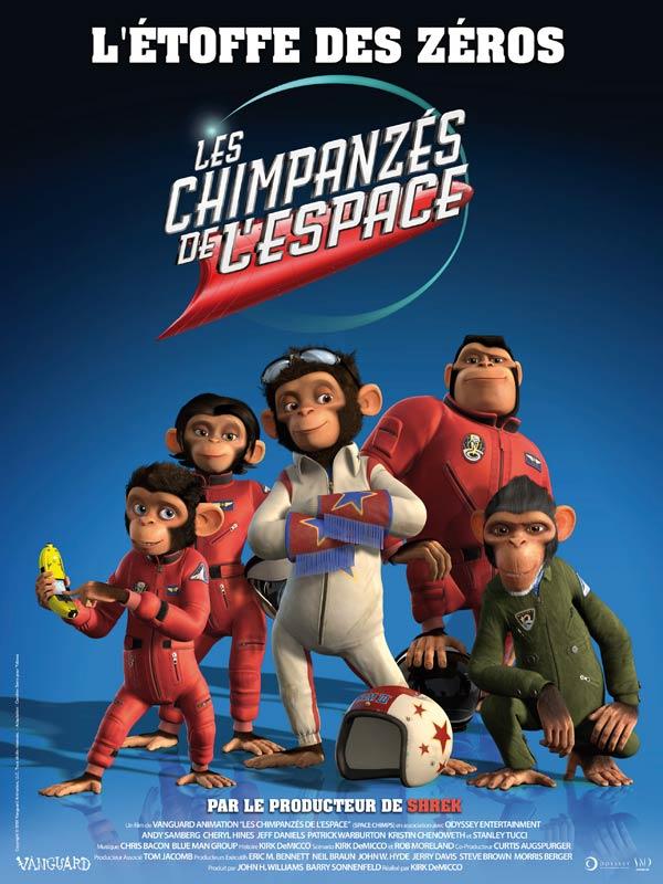 Les Chimpanzes De L'Espace 2009 TRUEFRENCH DVDRip [FS][US]