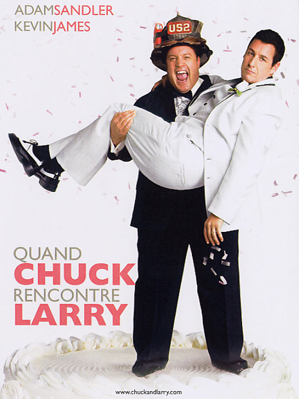 Quand chuck rencontre larry streaming vf gratuit